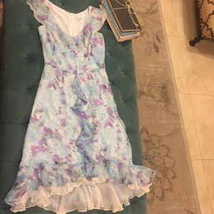 Silk Diane Von Furstenberg Dress 👗